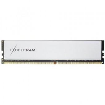 Изображение Модуль памяти для компьютера Exceleram DDR4 16GB 2666 MHz Black&White  (EBW4162619C)