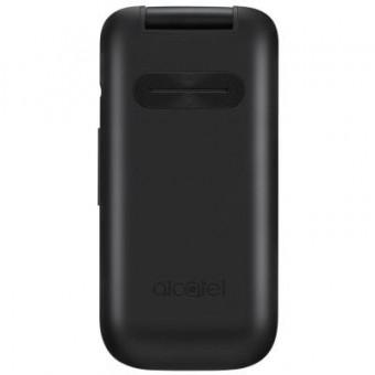 Изображение Мобильный телефон Alcatel 2053 Dual SIM Volcano Black (2053D-2AALUA1)