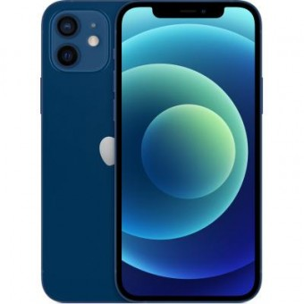 Зображення Смартфон Apple iPhone 12 64Gb Blue (MGJ83FS/A | MGJ83RM/A)