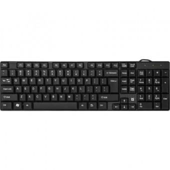 Зображення Клавіатура Defender Accent SB-720 USB black (45720)