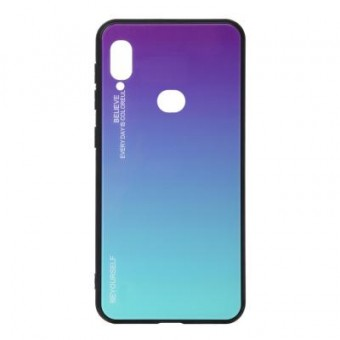 Изображение Чехол для телефона BeCover Gradient Glass для Samsung Galaxy A10s 2019 SM-A107 Purple-B (704426)