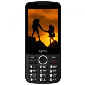 Изображение Мобильный телефон ASTRO A167 Black Red