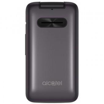 Изображение Мобильный телефон Alcatel 3025 Single SIM Metallic Gray (3025X-2AALUA1)