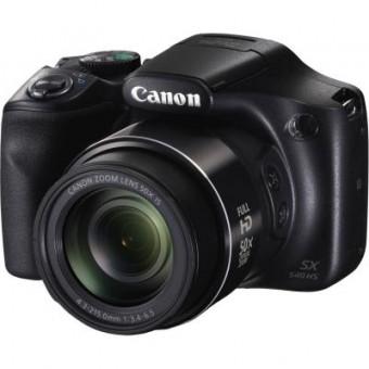 Изображение Цифровая фотокамера Canon PowerShot SX540 HS (1067C012)