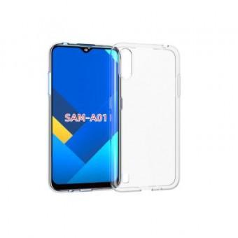 Изображение Чехол для телефона BeCover Samsung Galaxy A01 SM-A015 Transparancy (704640)
