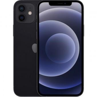 Зображення Смартфон Apple iPhone 12 64Gb Black (MGJ53FS/A | MGJ53RM/A)