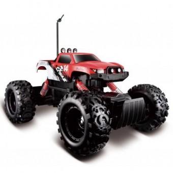 Зображення Радіокерована іграшка Maisto Rock Crawler красный (81152 red)