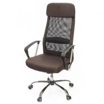 Зображення Офісне крісло АКЛАС Гилмор FX CH TILT Коричневое (11872)