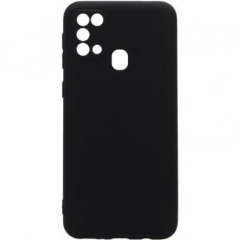 Зображення Чохол для телефона Armorstandart Matte Slim Fit Samsung Galaxy M31 Black (ARM56221)