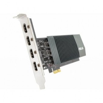 Зображення Asus GeForce GT710 2048Mb Silent 4*HDMI (GT710-4H-SL-2GD5)