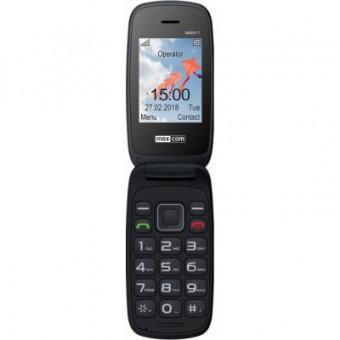 Зображення Мобільний телефон Maxcom MM817 Black
