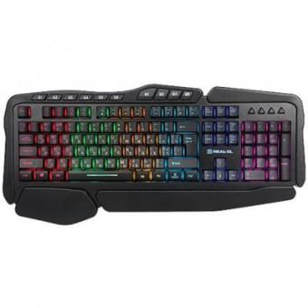 Зображення Клавіатура REAL-EL 8900 Gaming RGB Macro, black