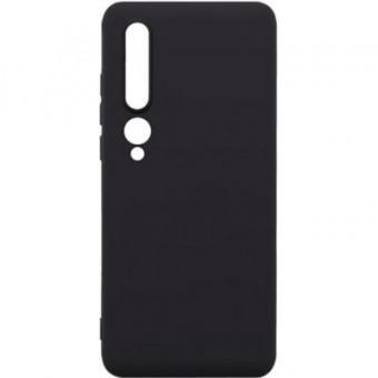 Зображення Чохол для телефона Armorstandart Matte Slim Fit Xiaomi Mi 10 Black (ARM56498)