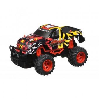 Изображение Радиоуправляемая игрушка NEW BRIGHT GRAFFITI TRUCK Yellow 1:24 (2408F-1)