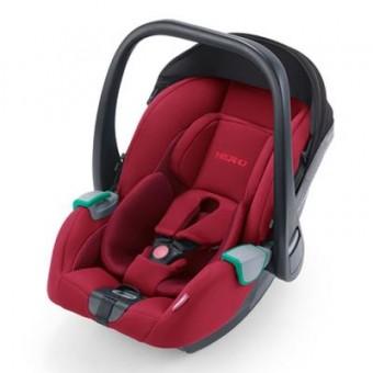 Зображення Автокрісло RECARO Avan Select Garnet Red (00089030430050)