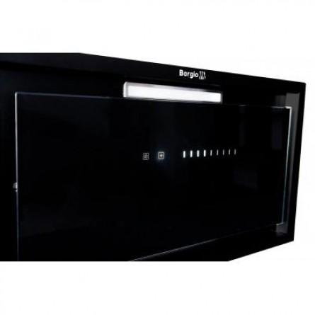 Зображення Витяжки Borgio BIT-BOX full glass 60 black - зображення 2