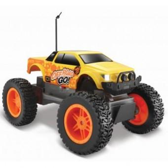 Изображение Радиоуправляемая игрушка Maisto Off Road Go Желтый (81762 yellow)