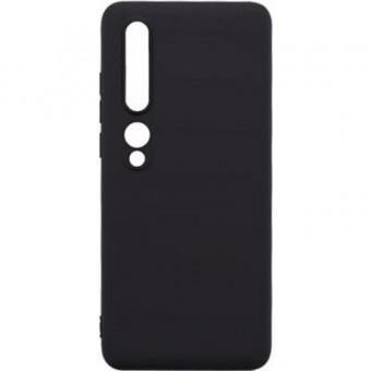 Зображення Чохол для телефона Armorstandart Matte Slim Fit Xiaomi Mi 10 Pro Black (ARM56499)