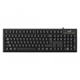 Зображення Клавіатура Genius Smart KB-100 USB Black UKR (31300005410)
