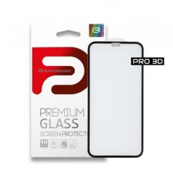 Зображення Захисне скло Armorstandart Apple iPhone 11/XR Black (ARM55370)