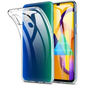 Зображення Чохол для телефона BeCover XR Galaxy M31 SM-M315 Transparancy (704764)