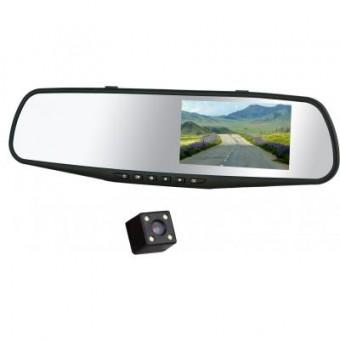 Зображення Відеореєстратор AUTOBAN AVR-1S 2 Cam 1080p FHD (black) (avr1sb)