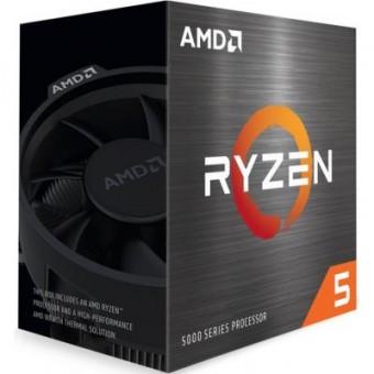 Изображение Процессор AMD  Ryzen 5 5600X (100-100000065BOX)