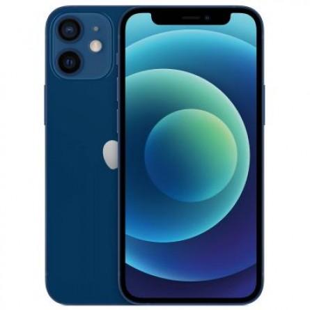 Зображення Смартфон Apple iPhone 12 mini 64Gb Blue (MGE13FS/A | MGE13RM/A) - зображення 1