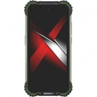 Зображення Смартфон Doogee S58 Pro 6/64GB Black Green