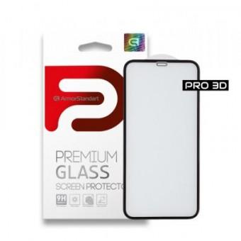 Зображення Захисне скло Armorstandart для Apple iPhone 11 Pro Black (ARM55371-GP3D-BK)