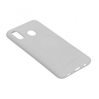Зображення Чохол для телефона BeCover Matte Slim TPU Galaxy A10s 2019 SM-A107 White (704189)
