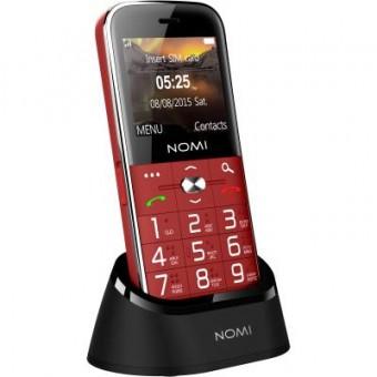 Изображение Мобильный телефон Nomi i220 Red