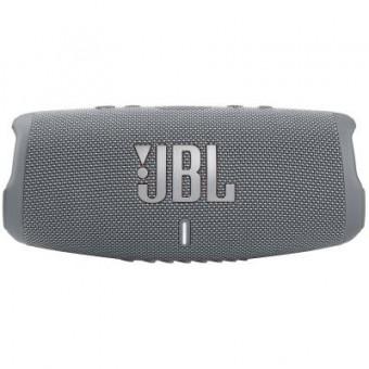 Зображення Акустична система JBL Charge 5 Grey (CHARGE5GRY)