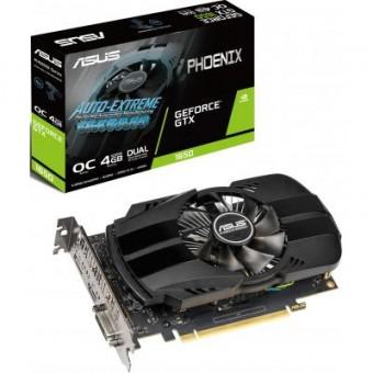 Изображение Asus GeForce GTX1650 4096Mb PH OC (PH-GTX1650-O4G)