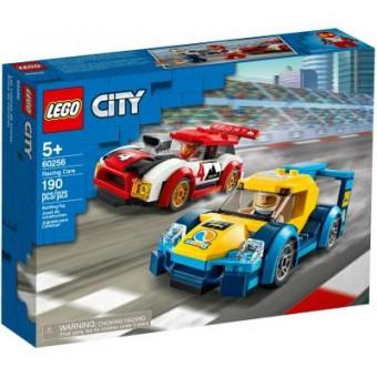 Зображення Конструктор Lego Конструктор  City Гоночные автомобили 190 деталей (60256)