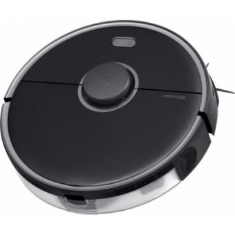 Зображення Пилосос Xiaomi S5 MAX black (S5E52)