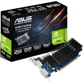Изображение Asus GeForce GT730 2048Mb  (GT730-SL-2GD5-BRK)