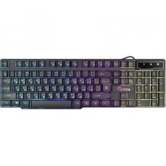 Зображення Клавіатура Defender Gorda GK-210L RU RGB (45210)
