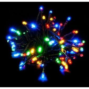 Изображение Гирлянда Luca Lighting Змейка 36,3 м, разноцветная (8718861331042)