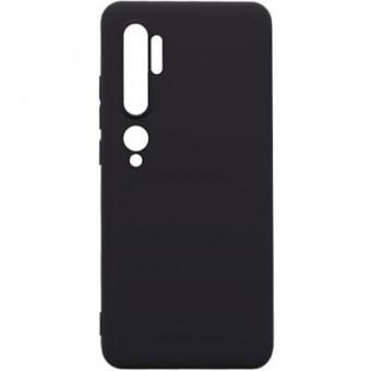 Изображение Чехол для телефона Armorstandart Matte Slim Fit Xiaomi Mi Note 10 Black (ARM56500)