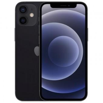 Зображення Смартфон Apple iPhone 12 mini 128Gb Black (MGE33FS/A | MGE33RM/A)