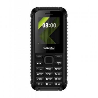 Зображення Мобільний телефон Sigma X-style 18 Track Black