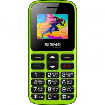 Изображение Мобильный телефон Sigma Comfort 50 HIT2020 Green