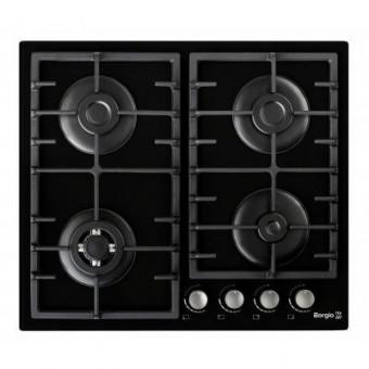 Зображення Варильна поверхня Borgio 6192-15 FFD black Glass