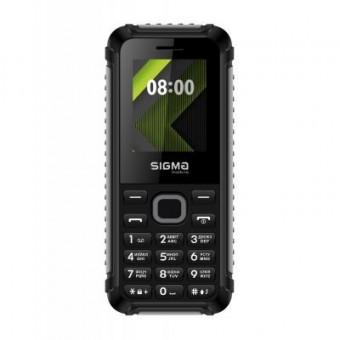 Зображення Мобільний телефон Sigma X-style 18 Track Black-Grey