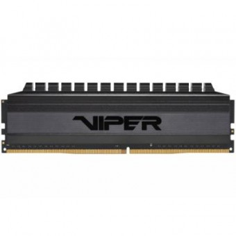 Изображение Модуль памяти для компьютера Patriot DDR4 16GB (2x8GB) 3600 MHz Viper Blackout  (PVB416G360C7K)