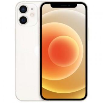 Зображення Смартфон Apple iPhone 12 mini 128Gb White (MGE43FS/A | MGE43RM/A)
