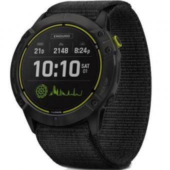 Зображення Smart годинник  Enduro, Black DLC w/Black Sport Loop Band (010-02408-01)