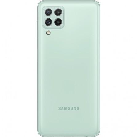 Зображення Смартфон Samsung SM-A225F Galaxy A22 4/64Gb LGD (light green) - зображення 2