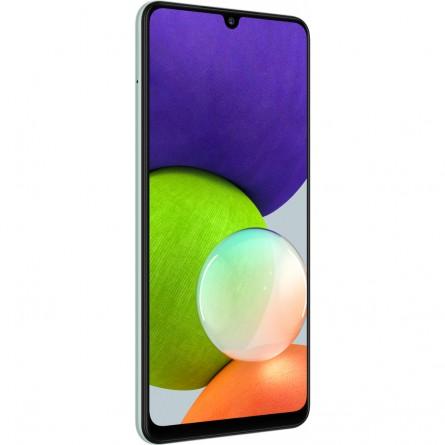 Зображення Смартфон Samsung SM-A225F Galaxy A22 4/64Gb LGD (light green) - зображення 5